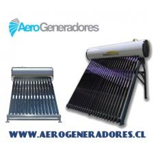 Termo solar for Termo solar precio